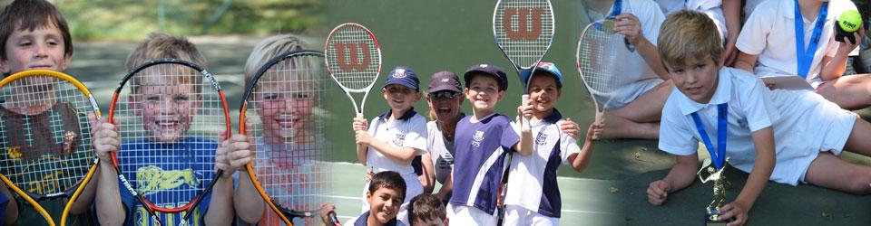 Charissa Balman's School of Tennis